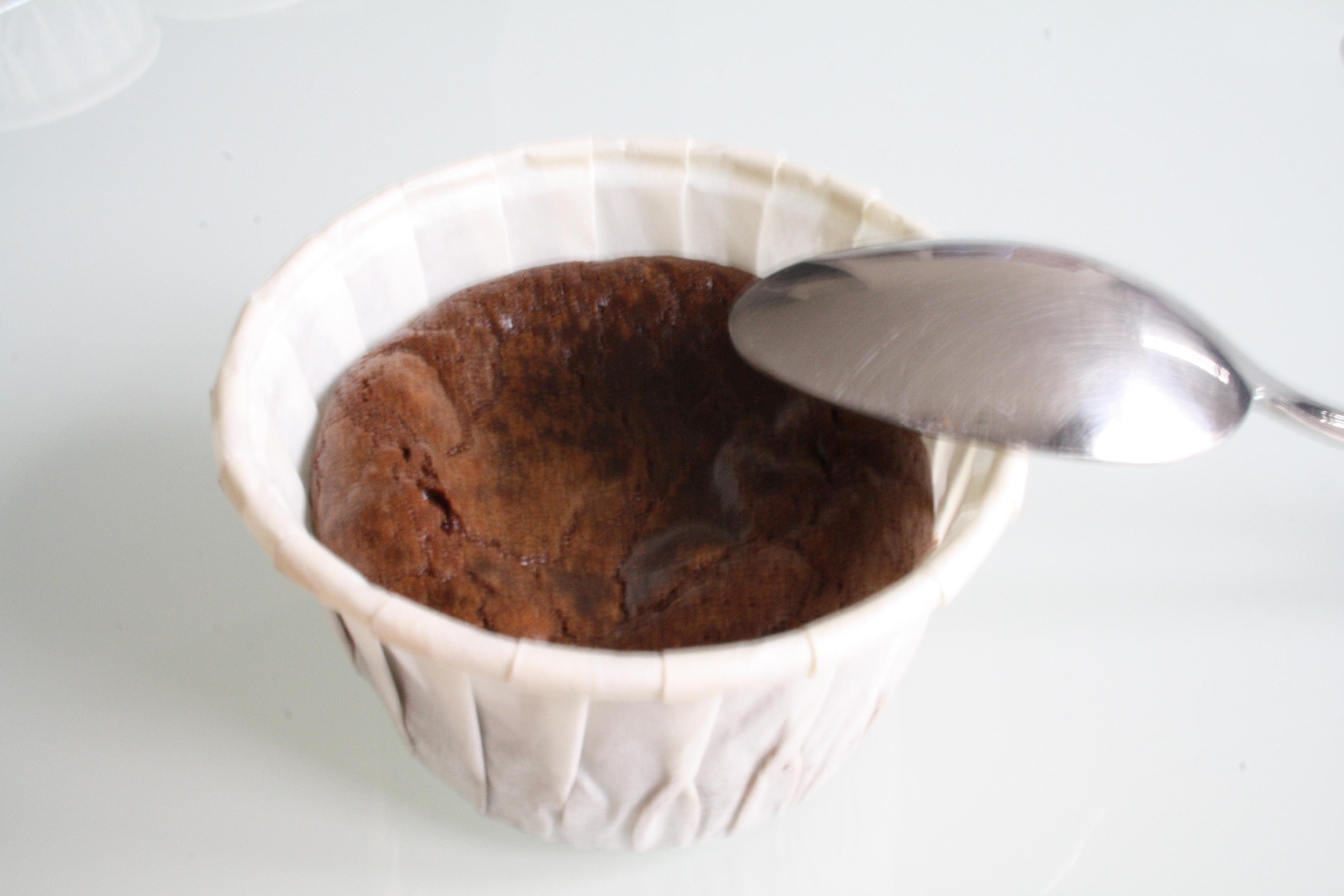 Fondant au Chocolat - Mathilde & Gourmandises