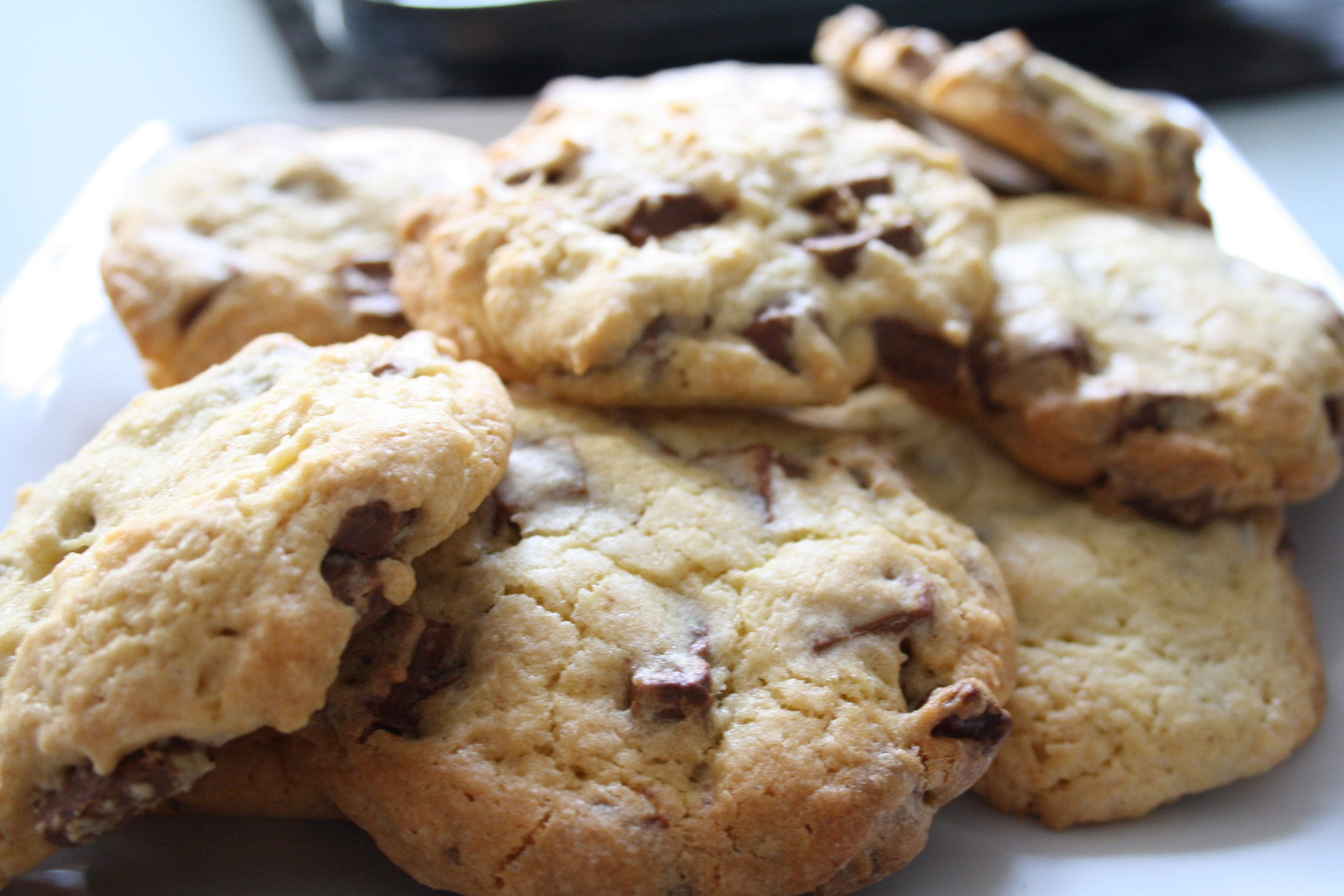 Cookies Chocolat - Mathilde et Gourmandises
