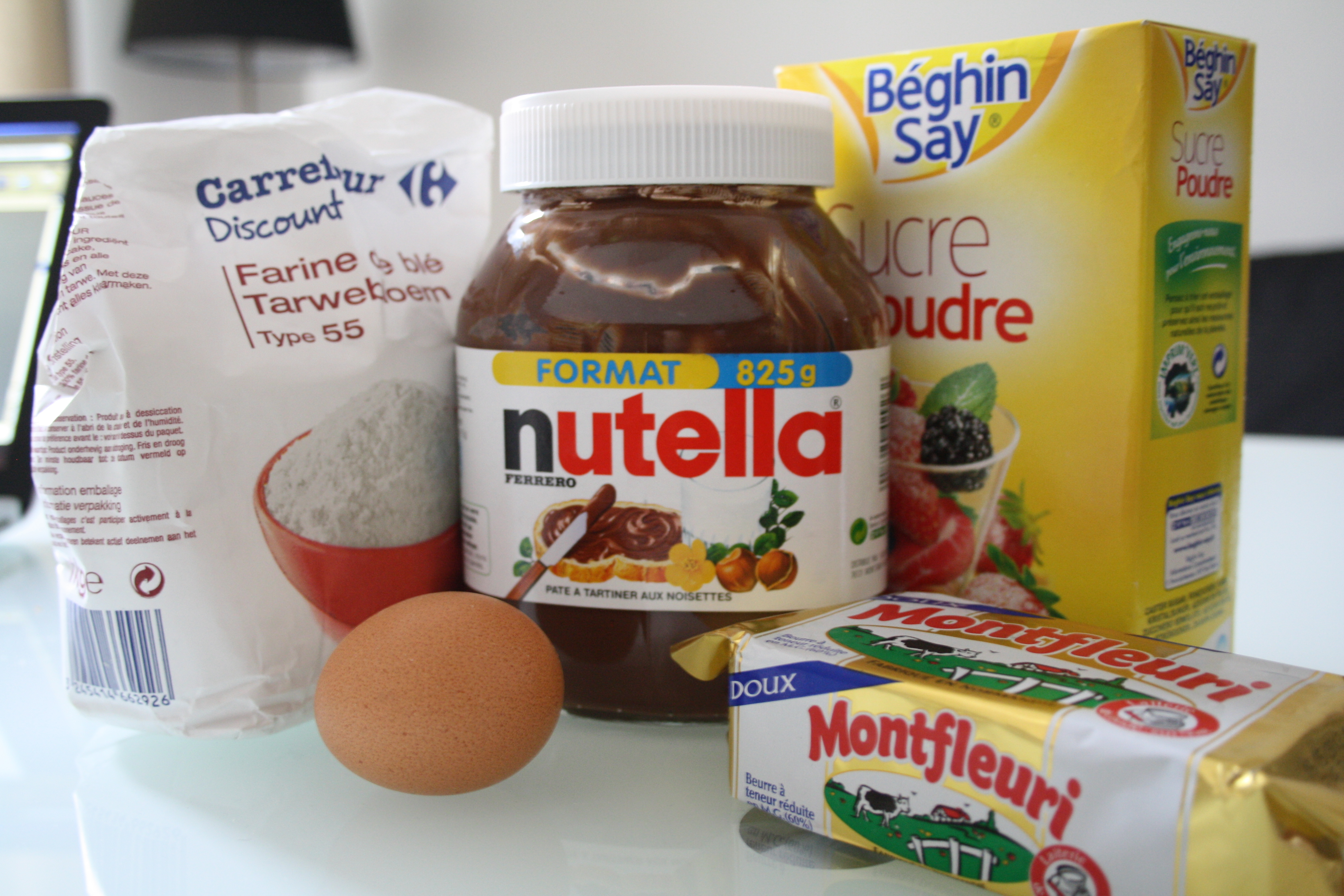 Nutella Mugcake - Mathilde et Gourmandises
