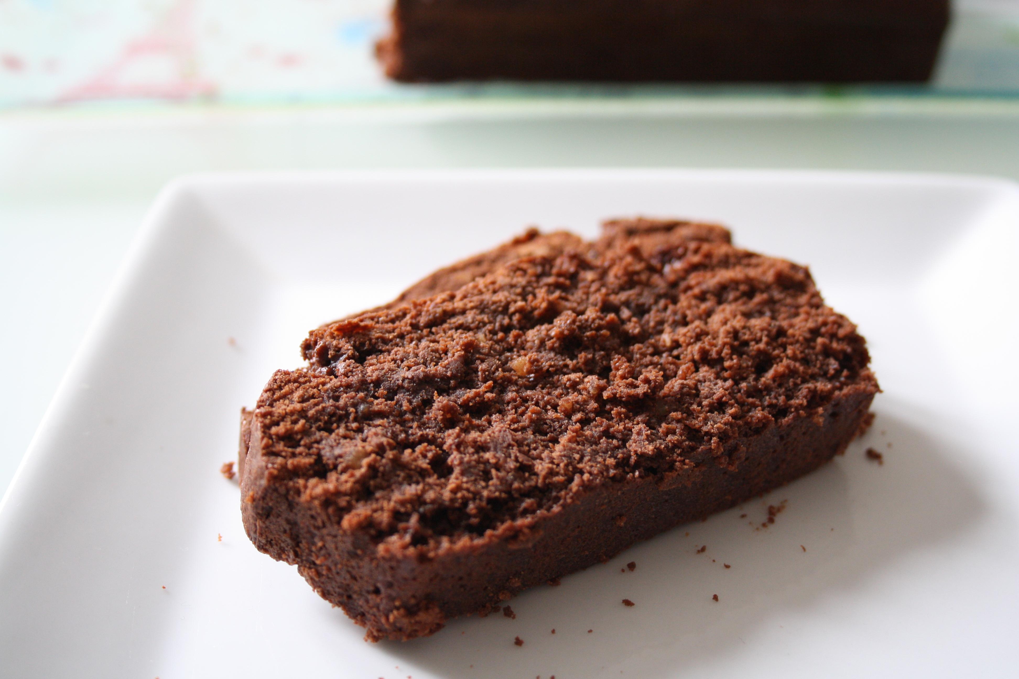 Cake au Chocolat - Mathilde et Gourmandises