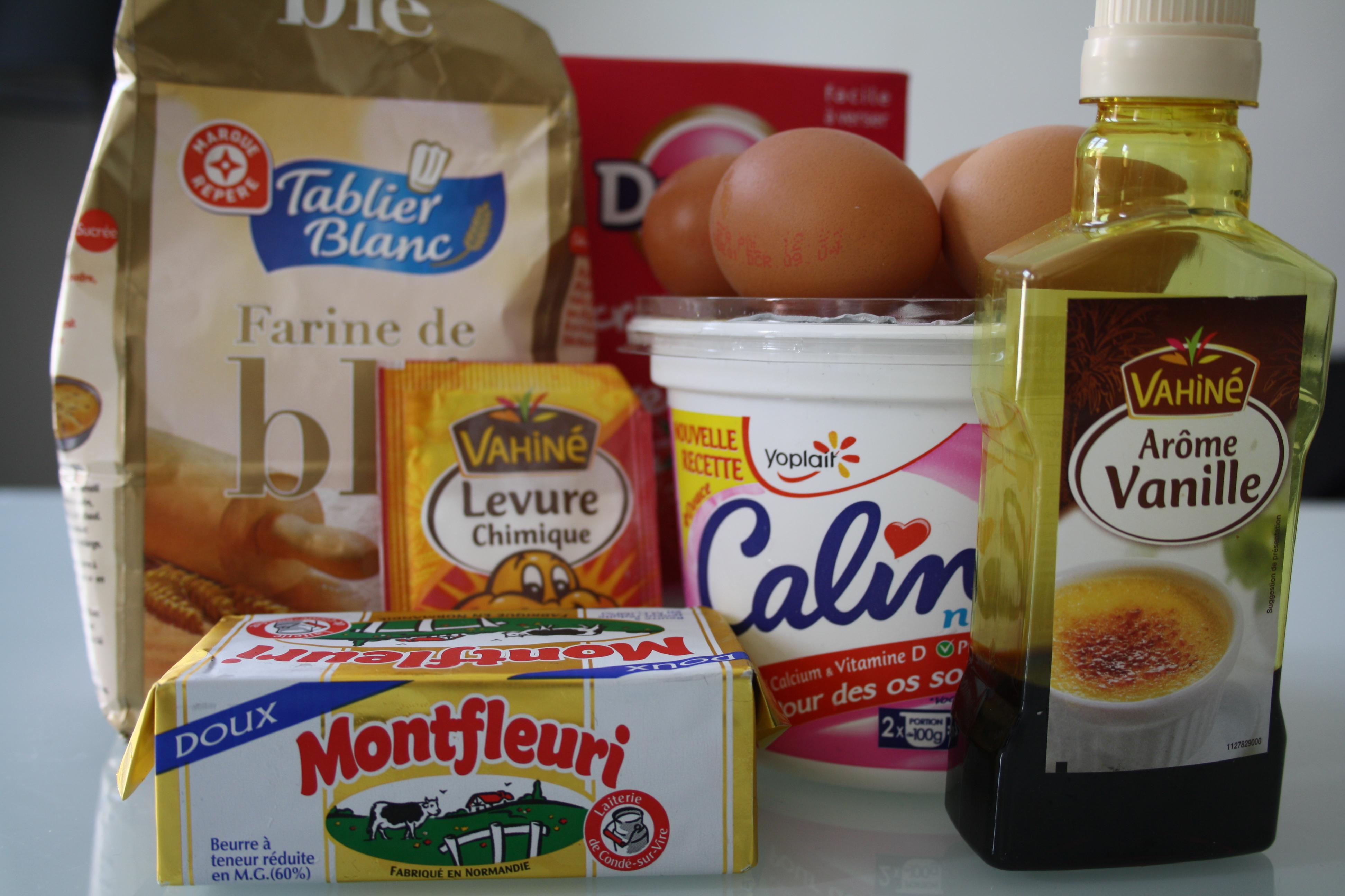 Quatre-Quart - Mathilde et Gourmandises