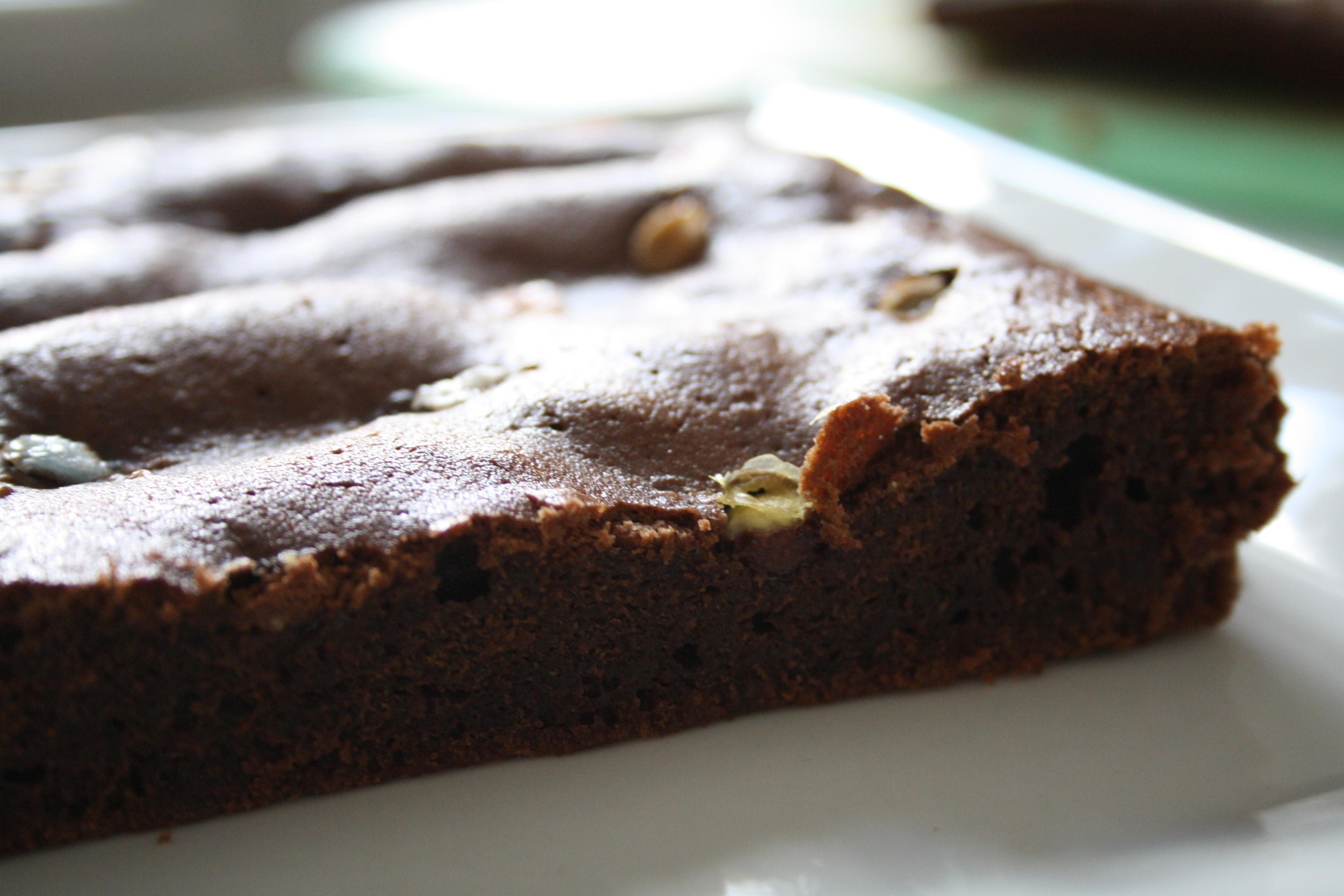 Gâteau au Chocolat et Smarties - Mathilde et Gourmandises