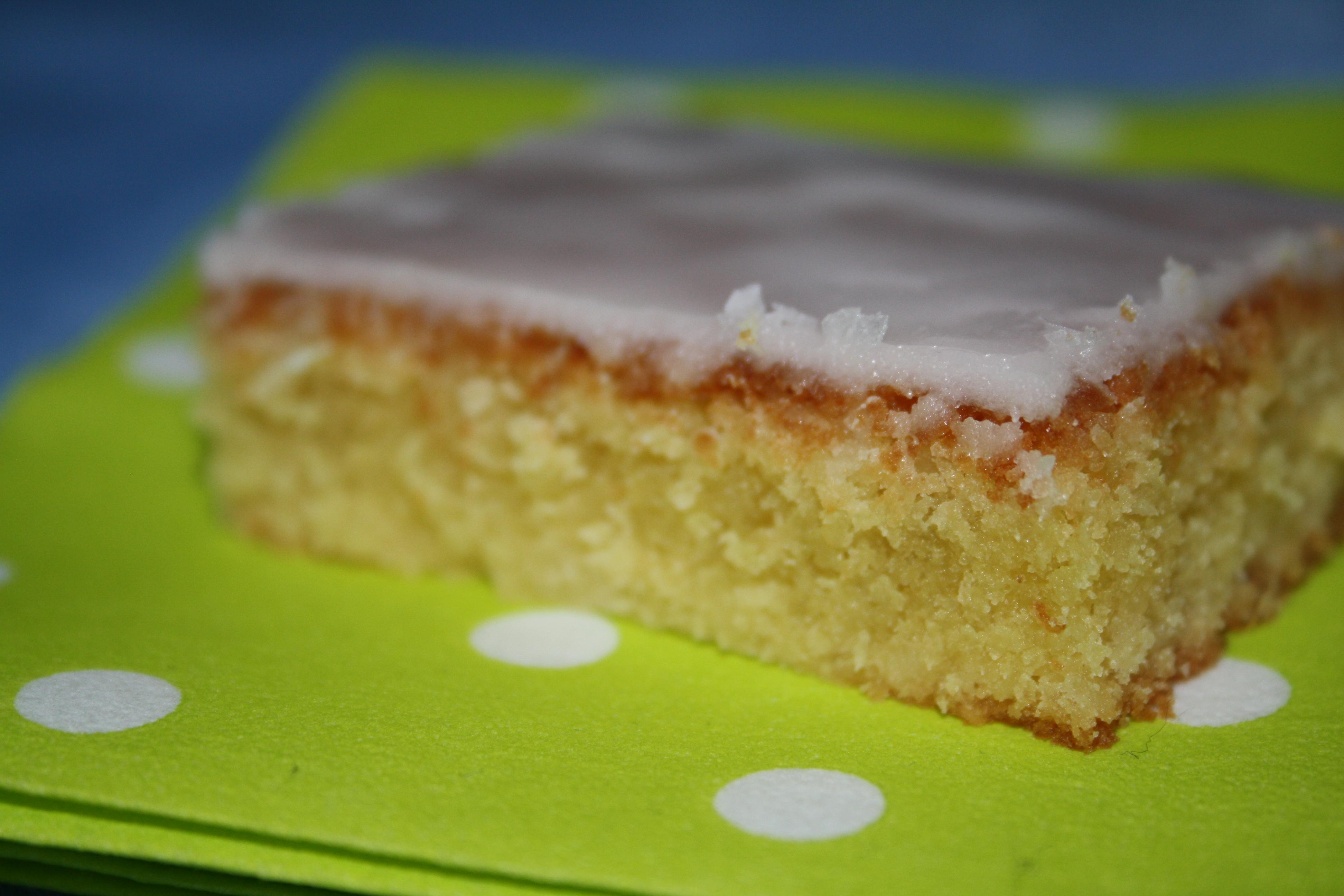 Gâteau Nantais - Mathilde et Gourmandises