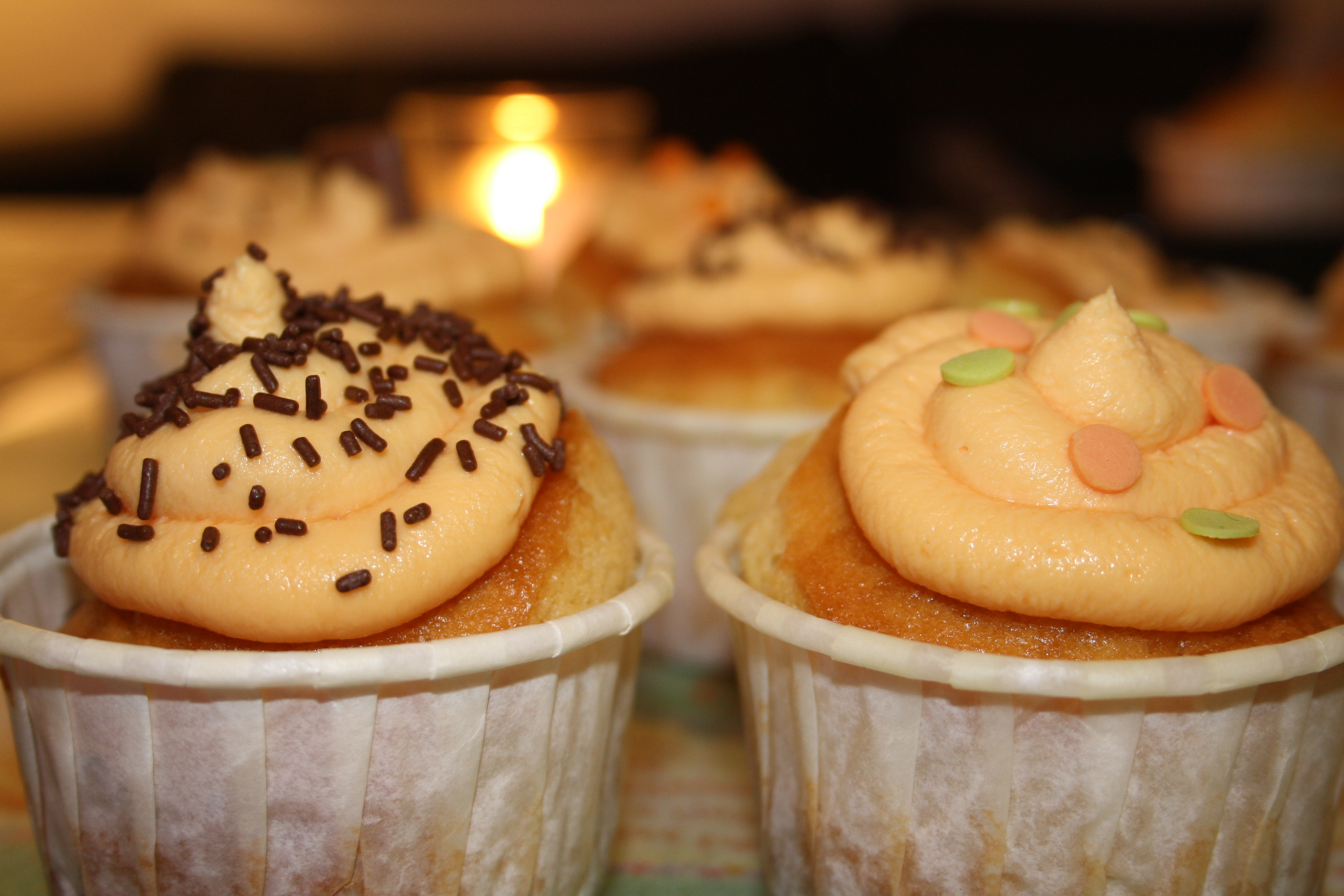Cupcakes d'Halloween - Mathilde et Gourmandises