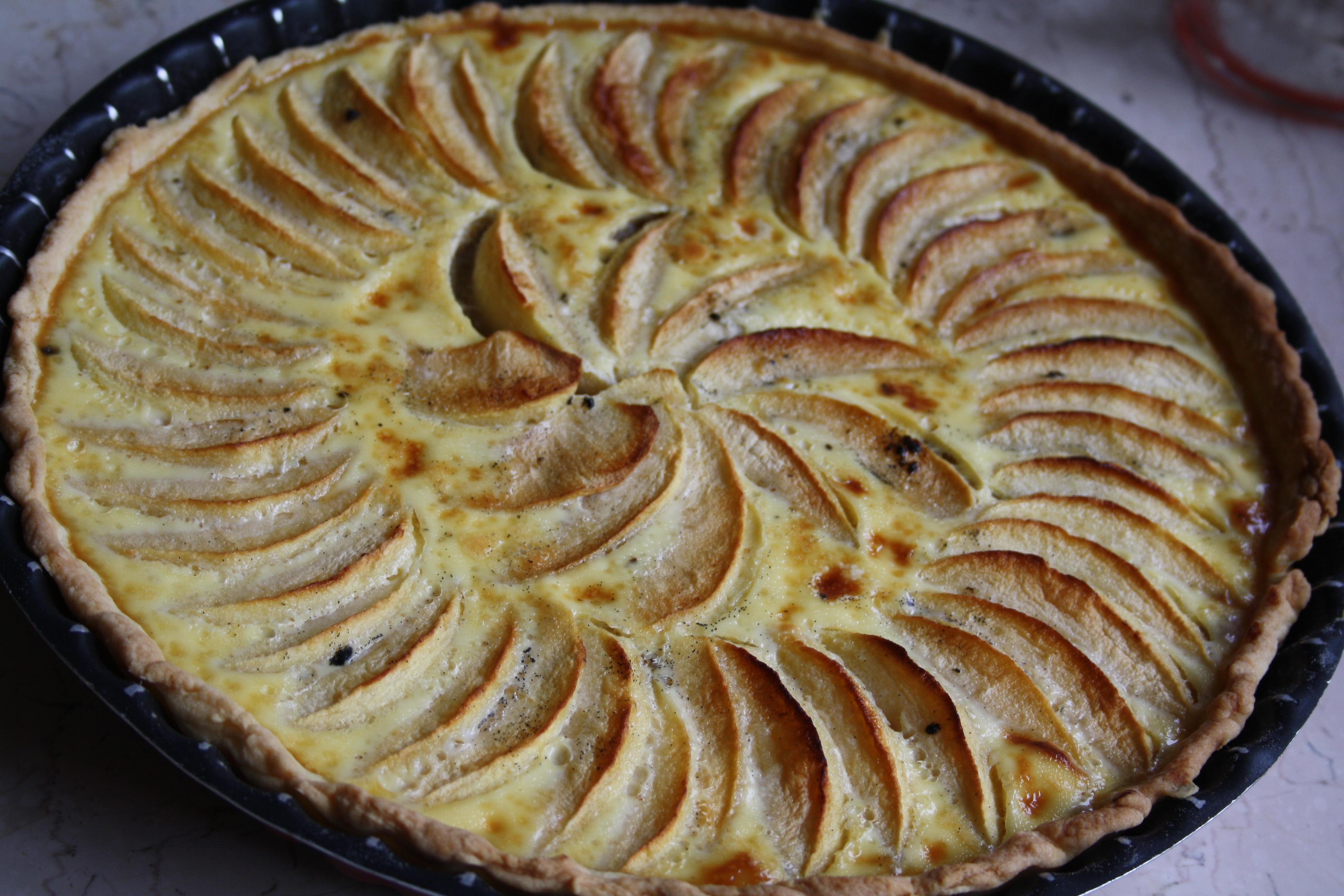 Le Meilleur Pâtissier - Tarte aux Pommes - M et G