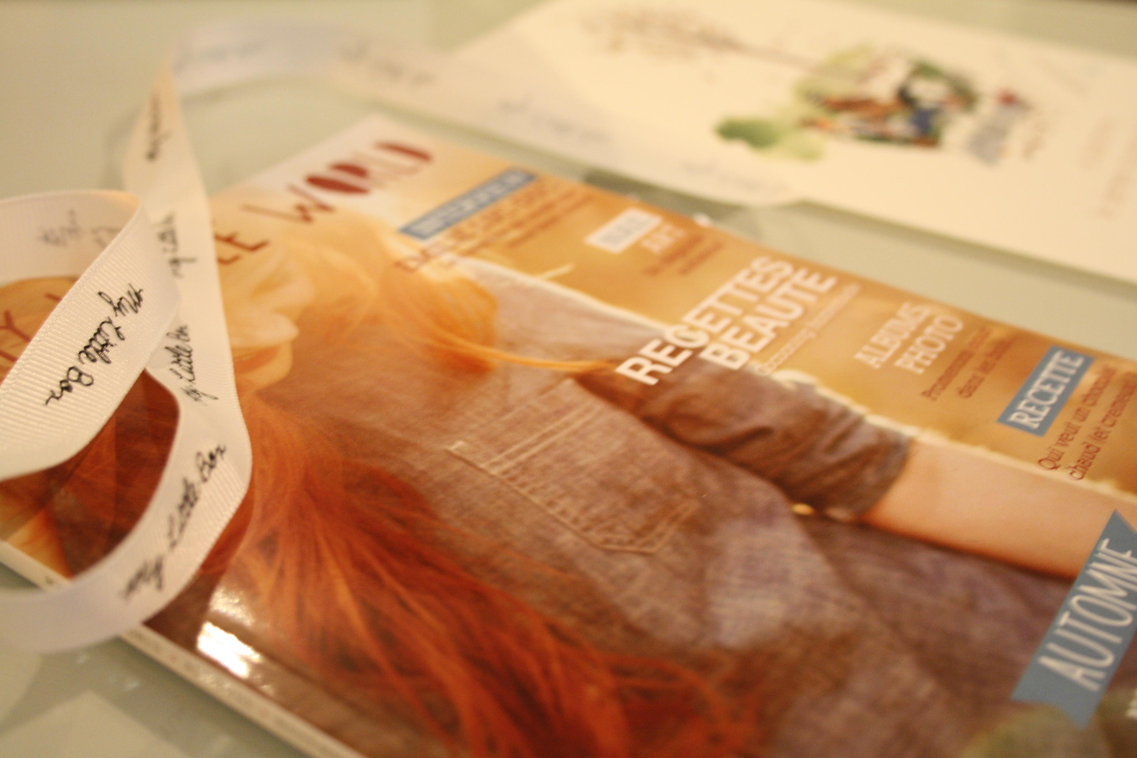 Magazine du mois de Novembre