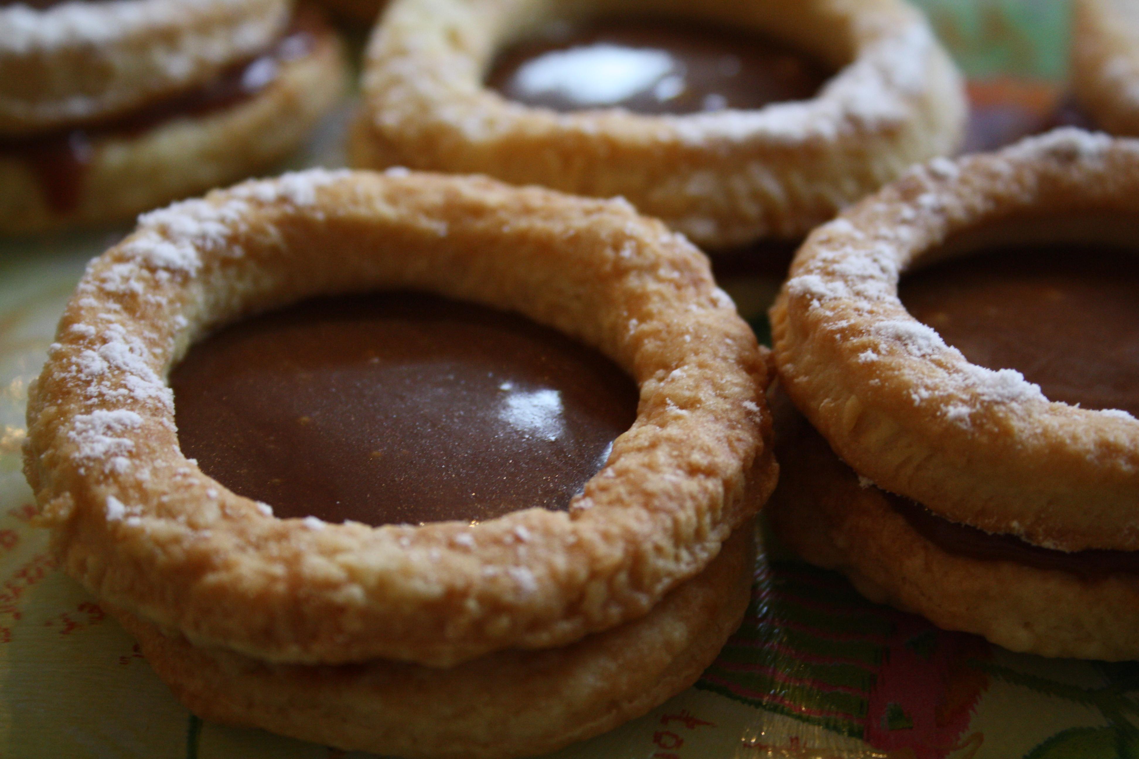 Sablés caramel au beurre salé - Mathilde et Gourmandises
