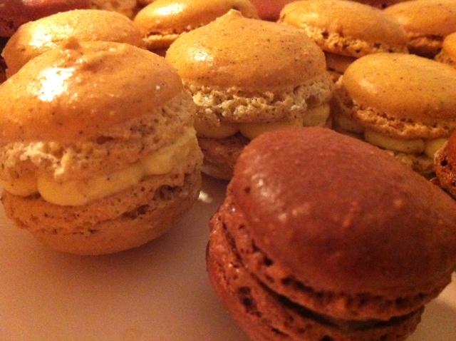 Macarons Lenotre - Mathilde et Gourmandises