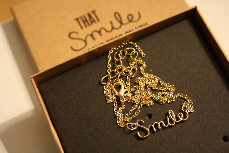 My little smile box - Mathilde et Gourmandises
