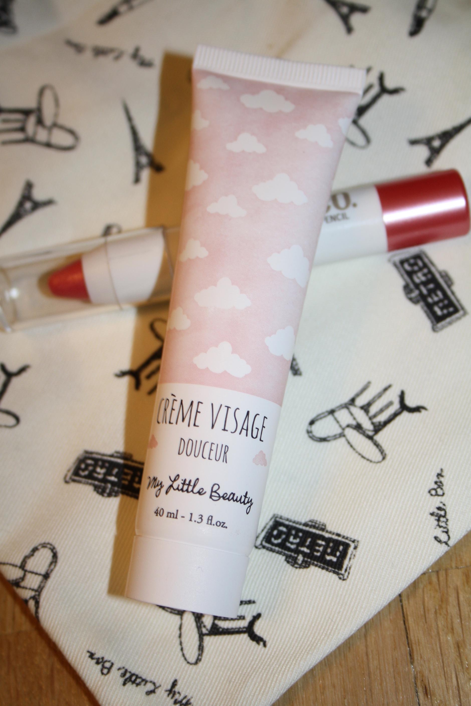 Crème visage douceur - My Little Beauty - 16€ les 40ml