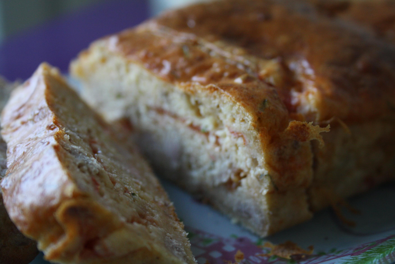 Cake thon tomate - Mathilde et Gourmandises