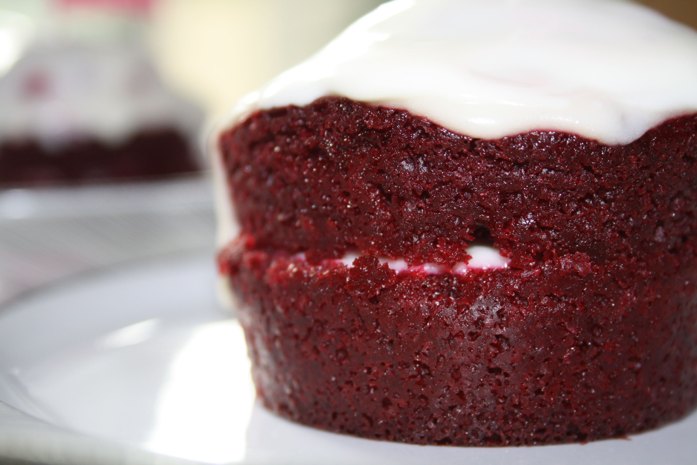 Red Velvet Cake - Mathilde et Gourmandises