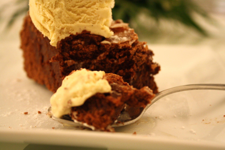 Brownie Noisettes - Mathilde et Gourmandises