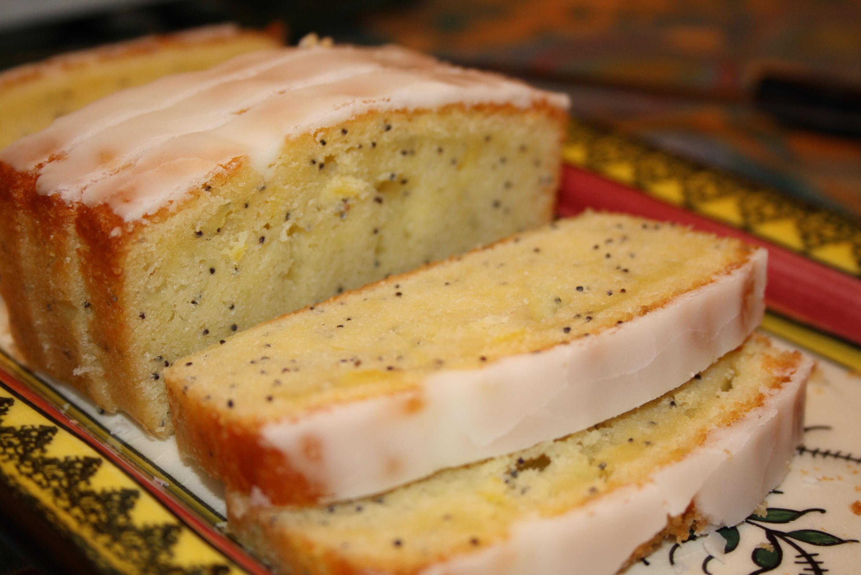 Cake citron graines de pavot - Mathilde et Gourmandises