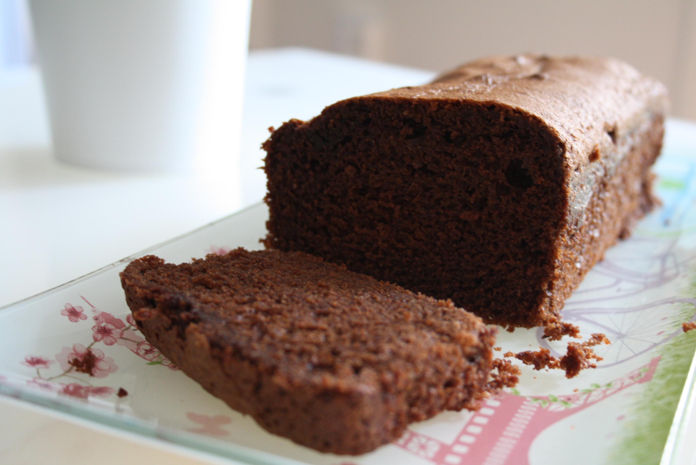 Cake Chocolat - Mathilde et Gourmandises