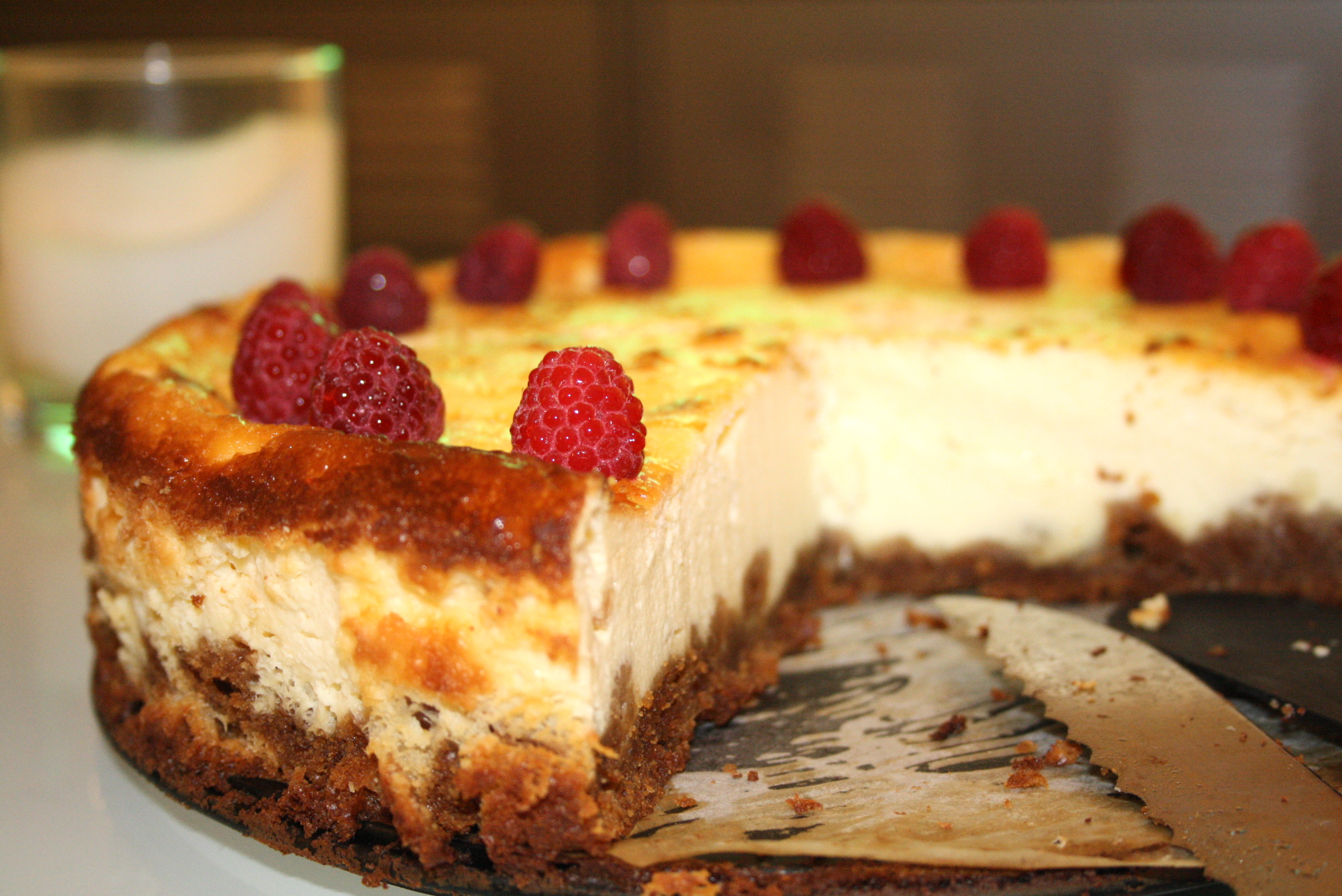 Cheesecake - Mathilde et Gourmandises