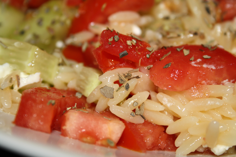 Salade grecque - Mathilde et Gourmandises 2