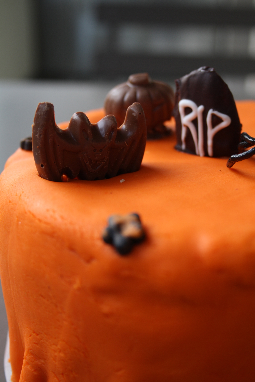 Gateau marbré Halloween - Mathilde et Gourmandises2