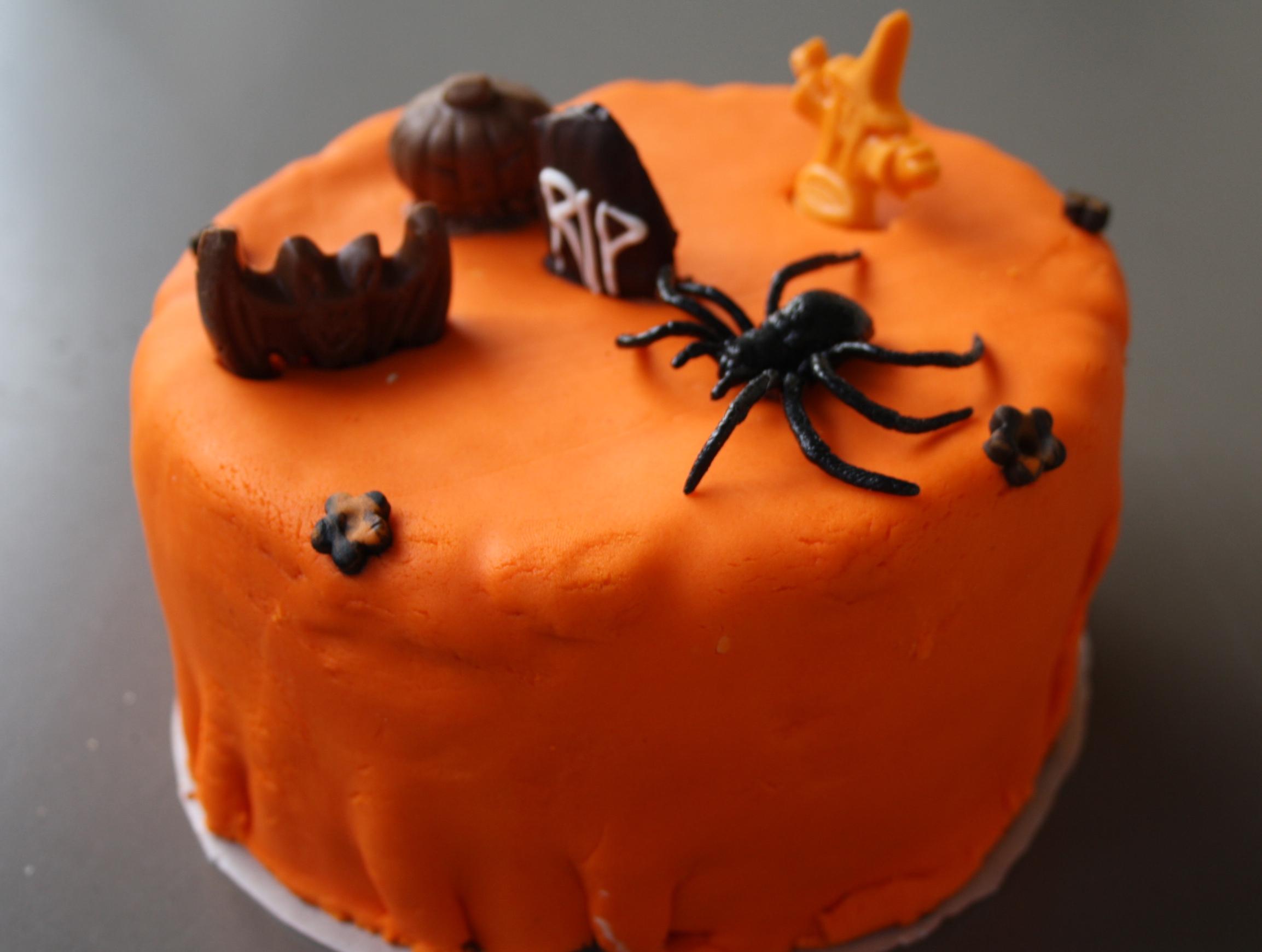 Gateau marbré Halloween - Mathilde et Gourmandises5
