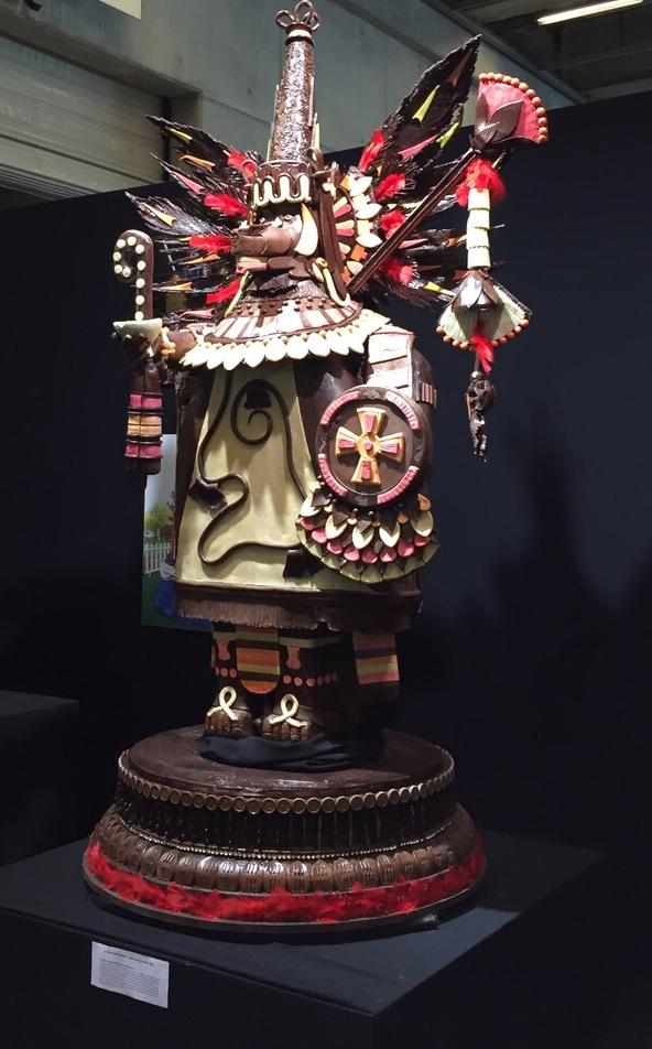Leonidas - Dieu Quetzalcoati