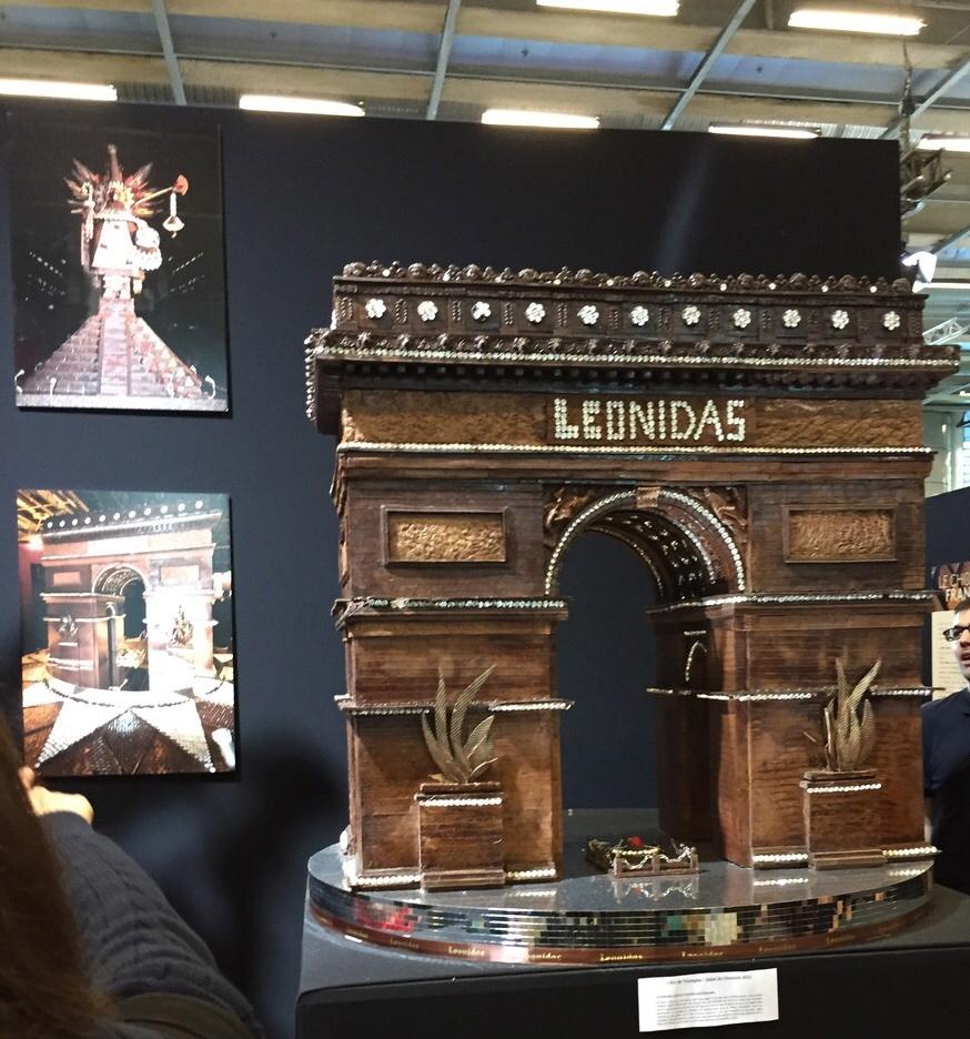 Leonidas - L'Arc de Triomphe