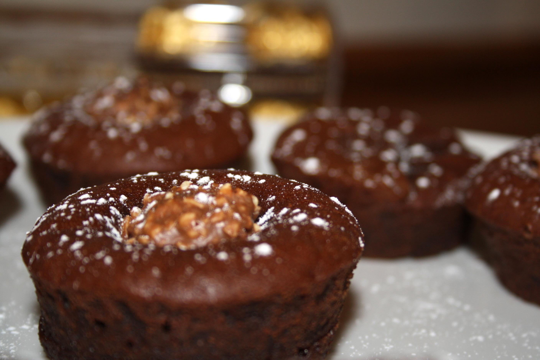 Fondant chocolat Ferrero - Mathilde et Gourmandises1