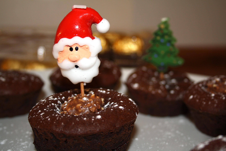 Fondant chocolat Ferrero - Mathilde et Gourmandises3