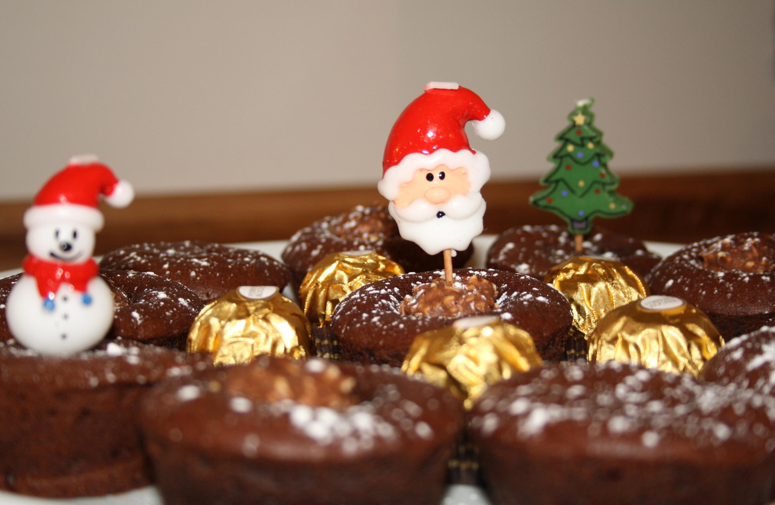 Fondant chocolat Ferrero - Mathilde et Gourmandises5