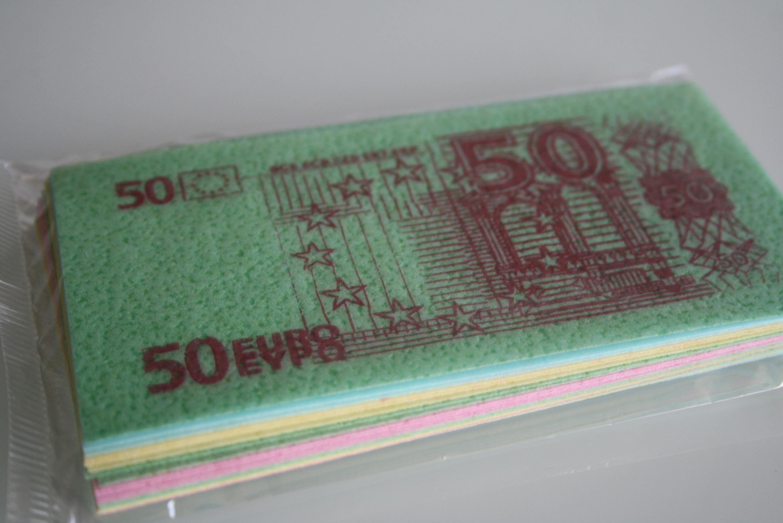20g de faux billets