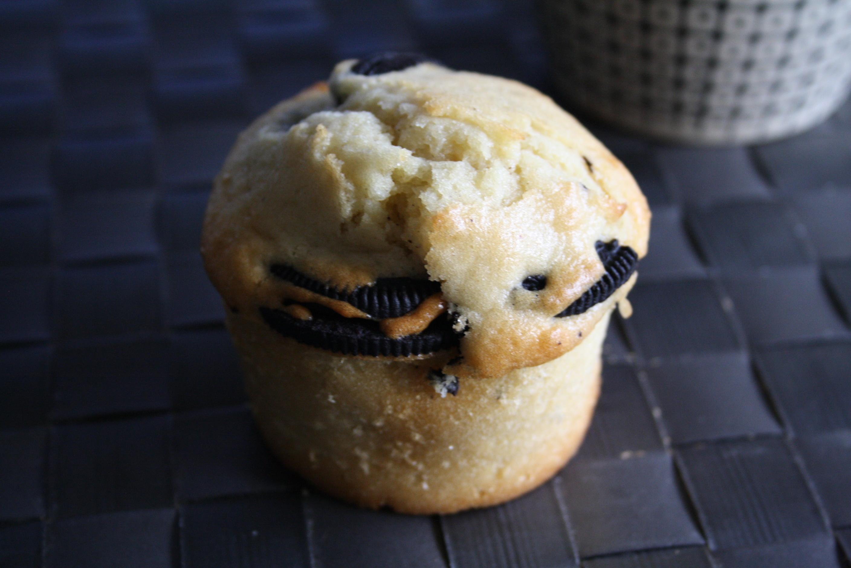 Muffins Oréo - Mathilde et Gourmandises