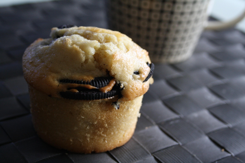 Muffins Oréo - Mathilde et Gourmandises1