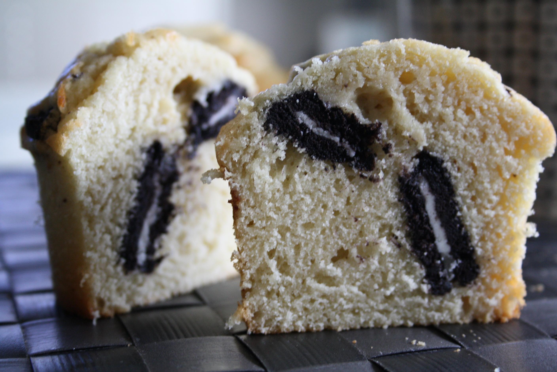 Muffins Oréo - Mathilde et Gourmandises3