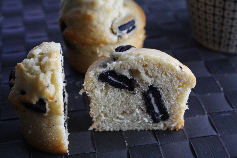 Muffins Oréo - Mathilde et Gourmandises5