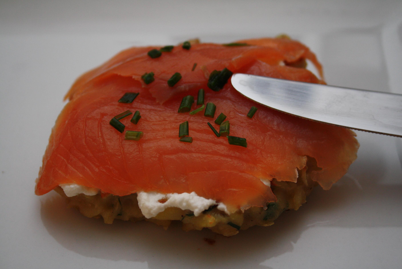 Rosti pomme de terre saumon WW - Mathilde et Gourmandises1