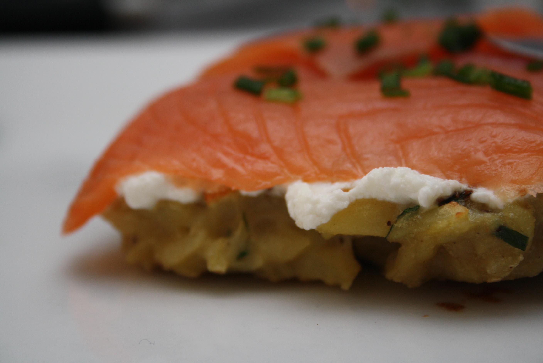 Rosti pomme de terre saumon WW - Mathilde et Gourmandises2