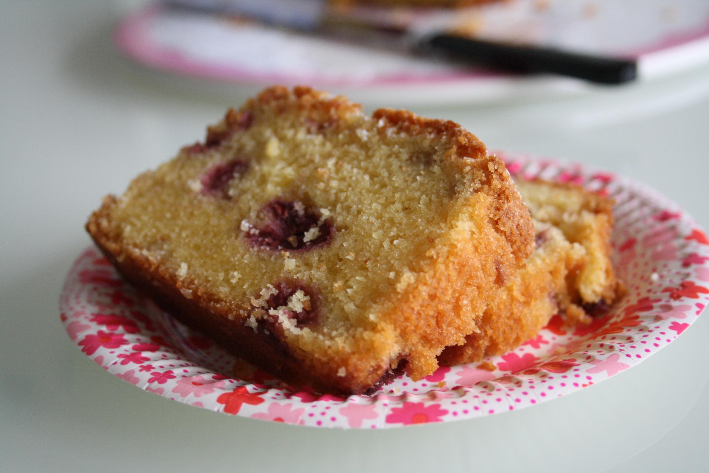 Cake framboise citron - Mathilde et Gourmandises1