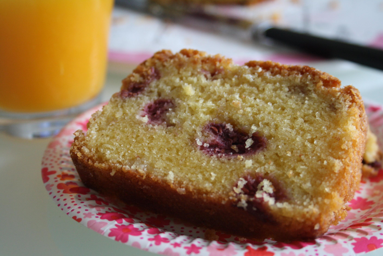 Cake framboise citron - Mathilde et Gourmandises3