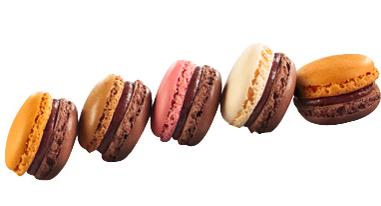 Macarons chocolat - Mathilde et Gourmandises