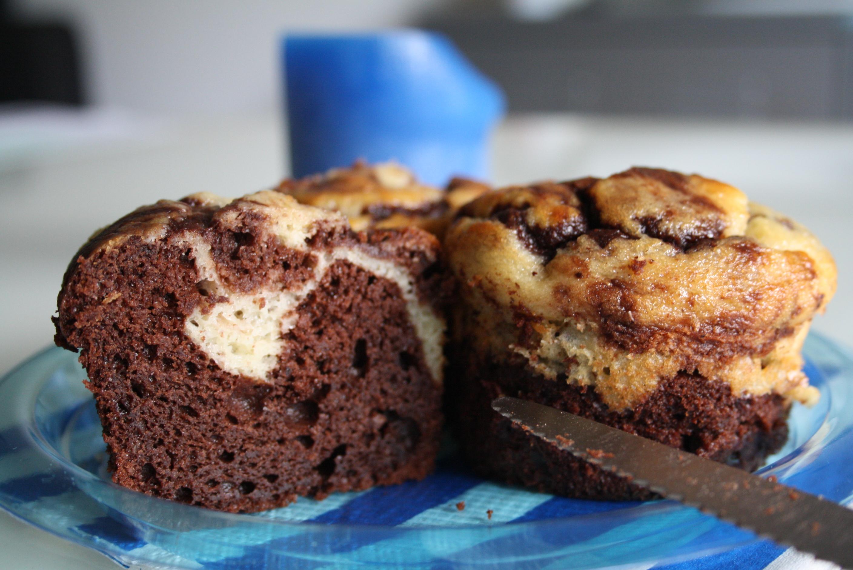 Muffin ricotta chocolat - Mathilde et Gourmandises5