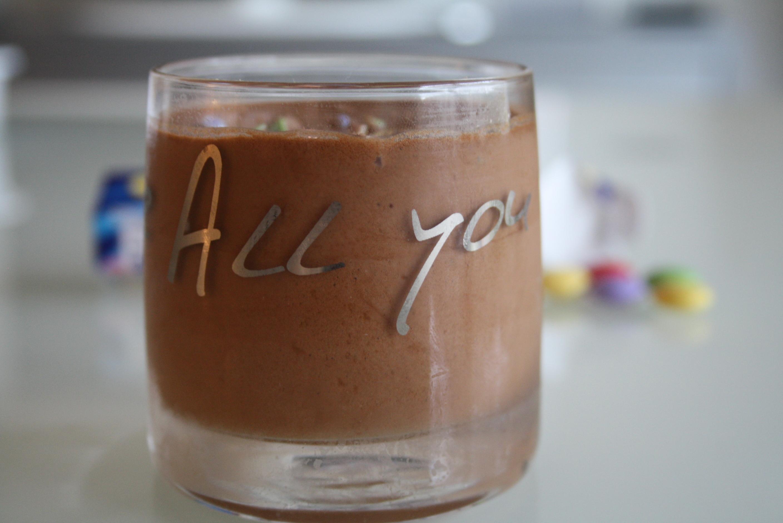Mousse Chocolat Smarties - Mathilde & Chocolat3