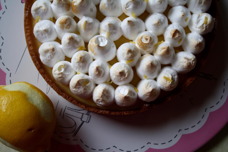 Tarte Citron Meringuée - Mathilde et Gourmandises3