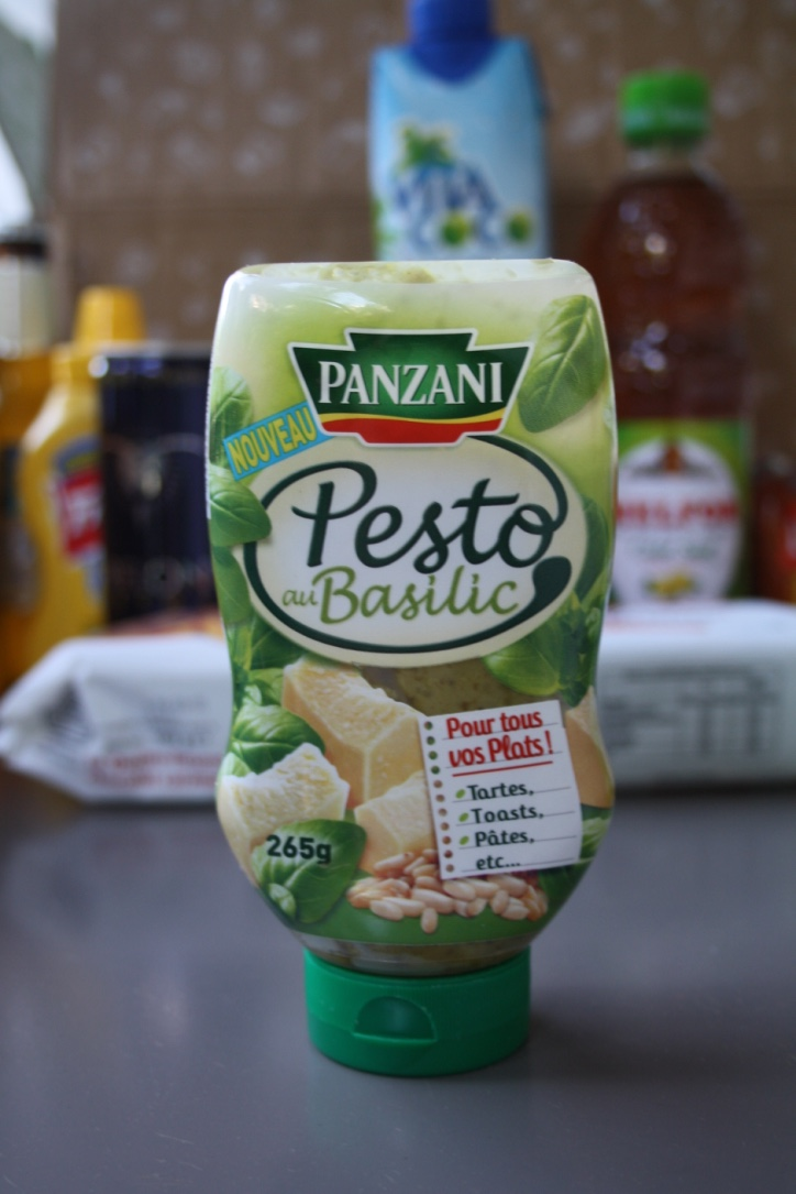 Dégustabox pesto Mai - Mathilde et Gourmandises