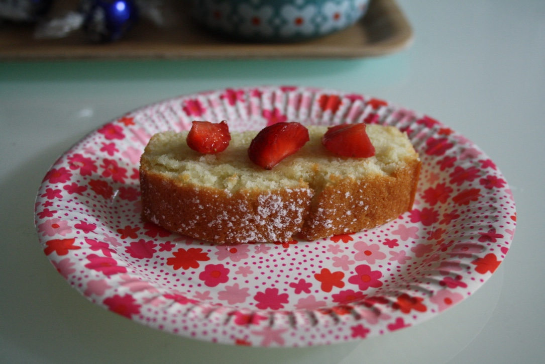 Financier amandes - Mathilde et Gourmandises