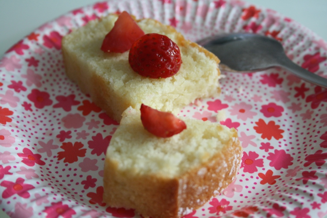 Financier amandes - Mathilde et Gourmandises1
