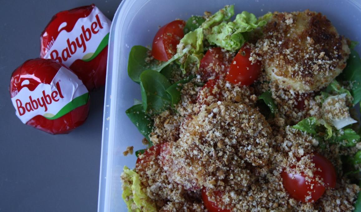Salade Babybel avocat - Mathilde et Gourmandises