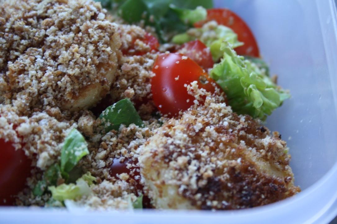 Salade Babybel avocat - Mathilde et Gourmandises2