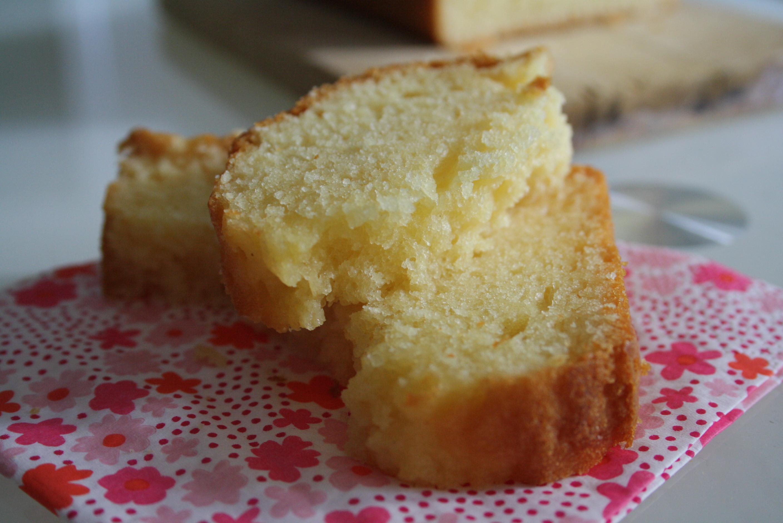 Cake Yaourt - Mathilde et Gourmandises