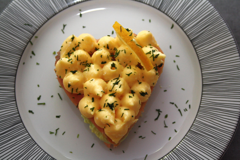Tarte saumon avocat citron - Mathilde et Gourmandises
