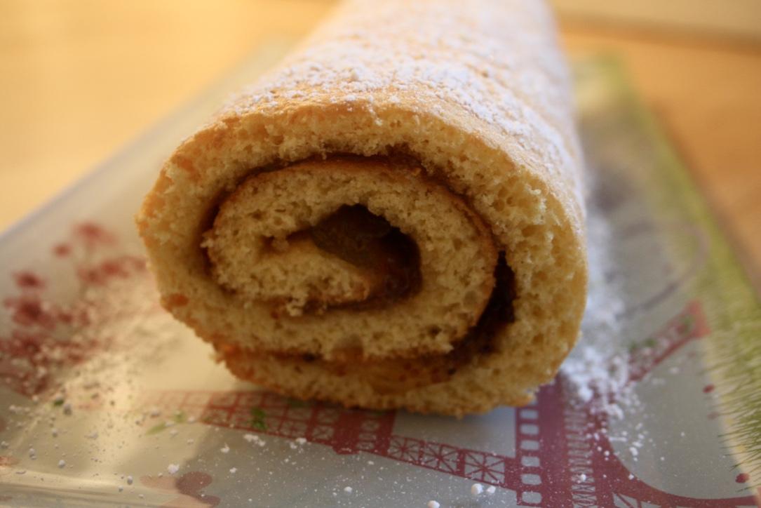 Gâteau roulé confiture - Mathilde et Gourmandises3