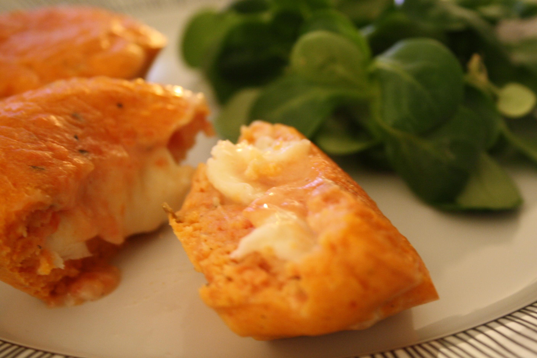 Moelleux Tomate Mozzarella - Mathilde et Gourmandises2